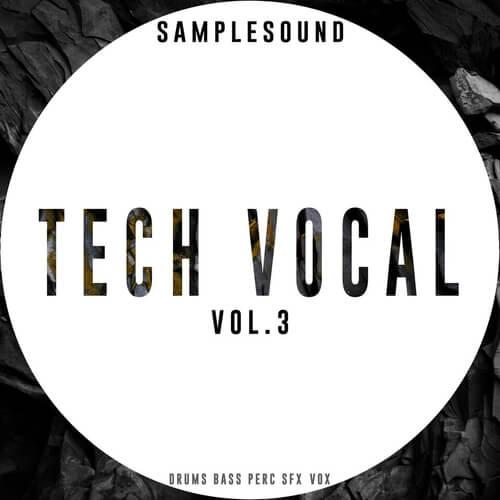 Tech Vocal Vol.3