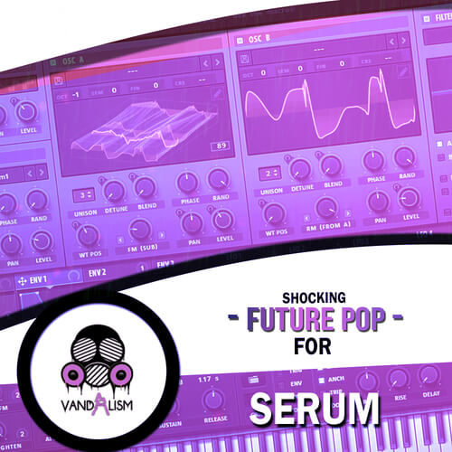 Shocking Future Pop For Serum