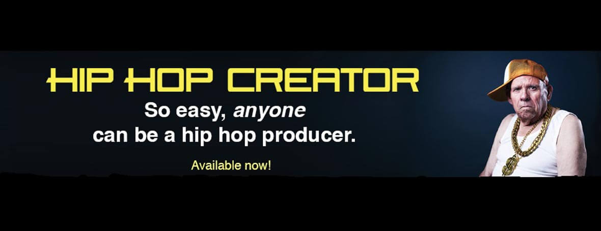 Hip Hop Creator Makes Beat Creation Easy Enough For Your Grandpa