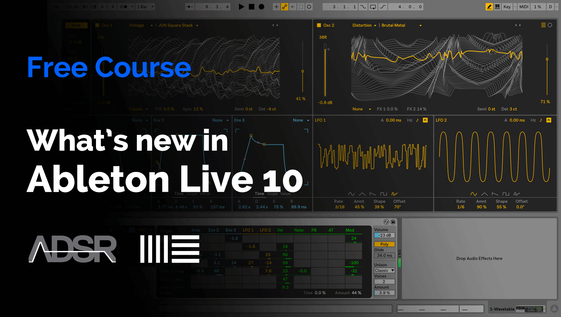 What's New in Ableton Live 10
