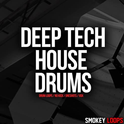 Deep Tech House Drums