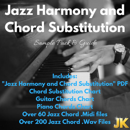 Jazz Chords Sample Pack And Complete Guide Adsr