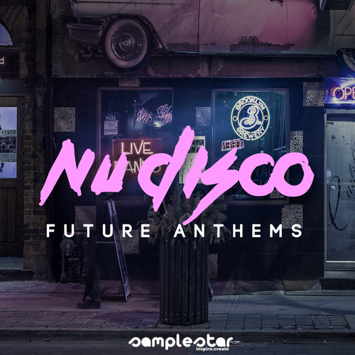 Nu Disco Future Anthems