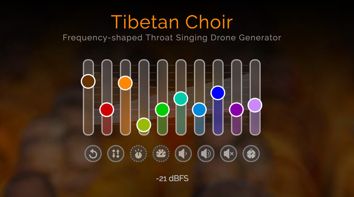 Customize Your Own Tibetan Choir In This Browser App
