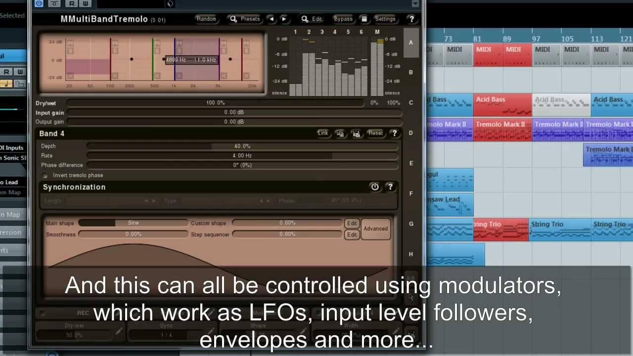 Video related to MRingModulatorMB