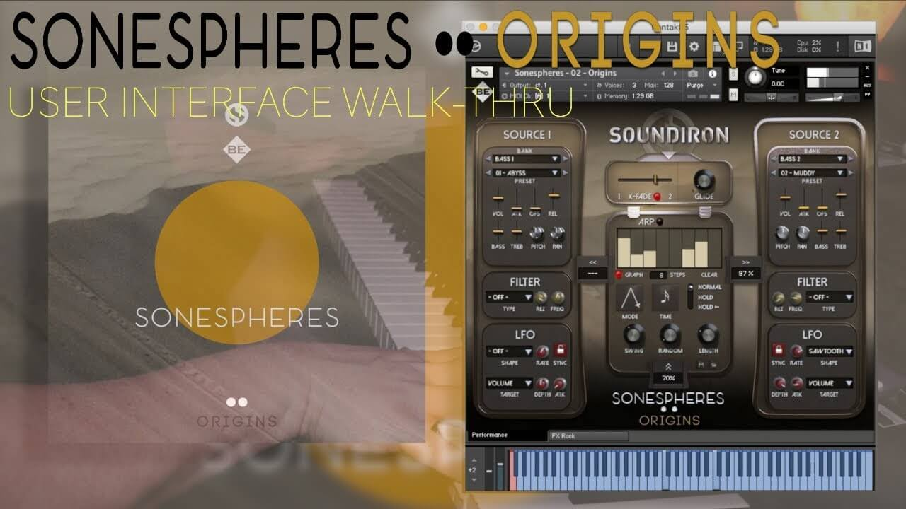 Video related to Sonespheres 2 - Origins