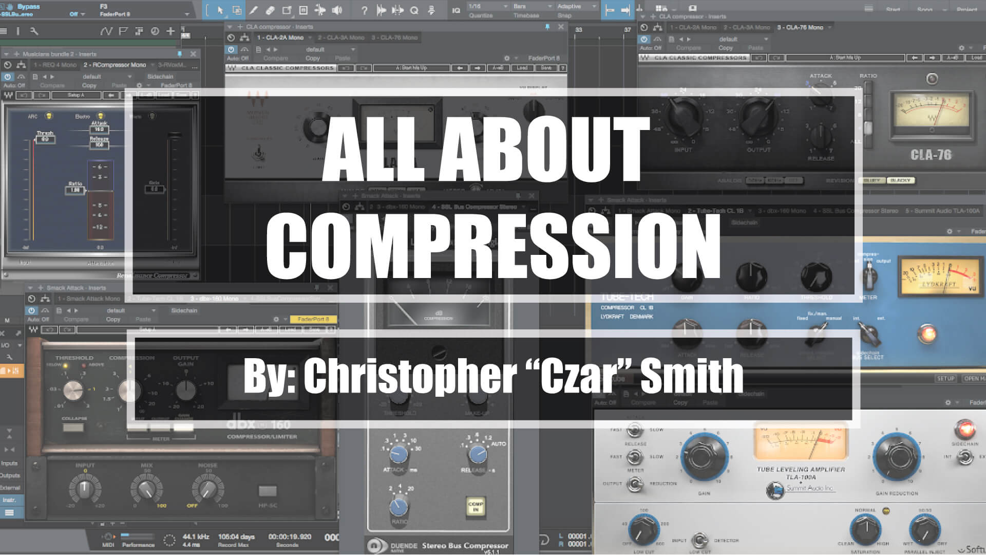 All About Compression