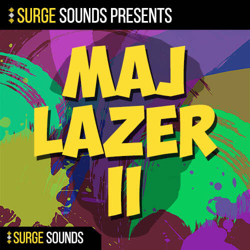 Maj Lazer II for Serum Cthulhu & Massive