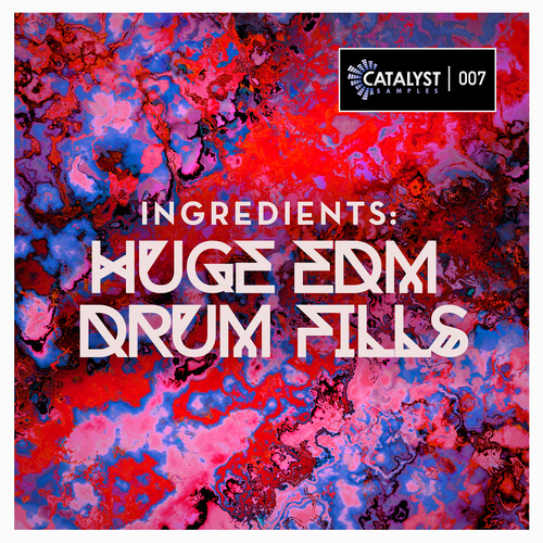 Huge EDM Drum Fills