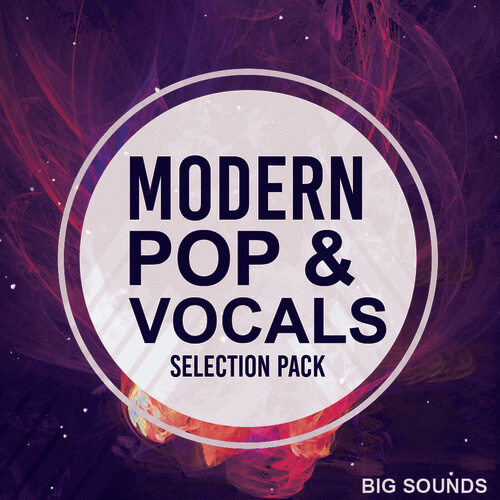 Modern Pop & Vocals [Selection Pack]
