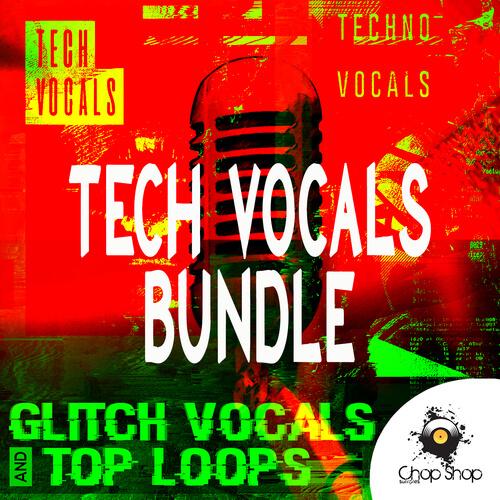 Tech Vocals Bundle