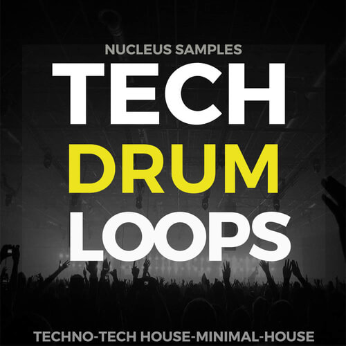 Tech Drum Loops