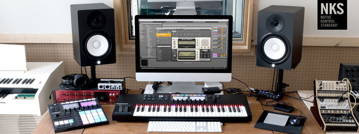 Native Instruments Adds Effects To NKS Plugin Format