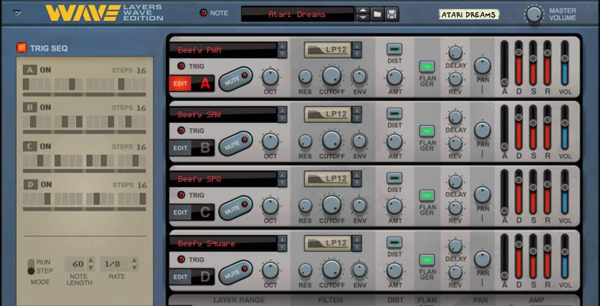 Propellerhead Releases Layers Wave Edition Reason Rack Extension