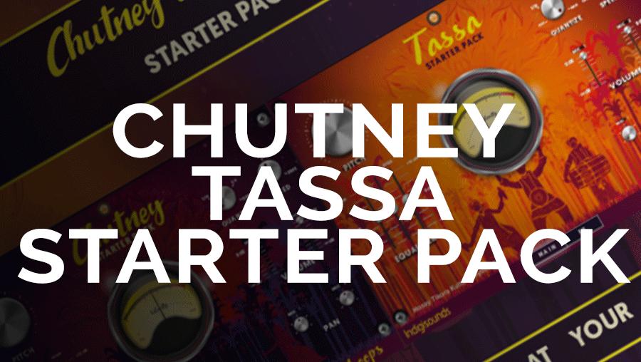 Chutney & Tassa Starter Pack