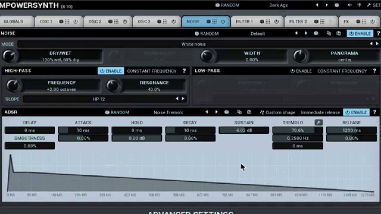 Video related to MPowerSynth