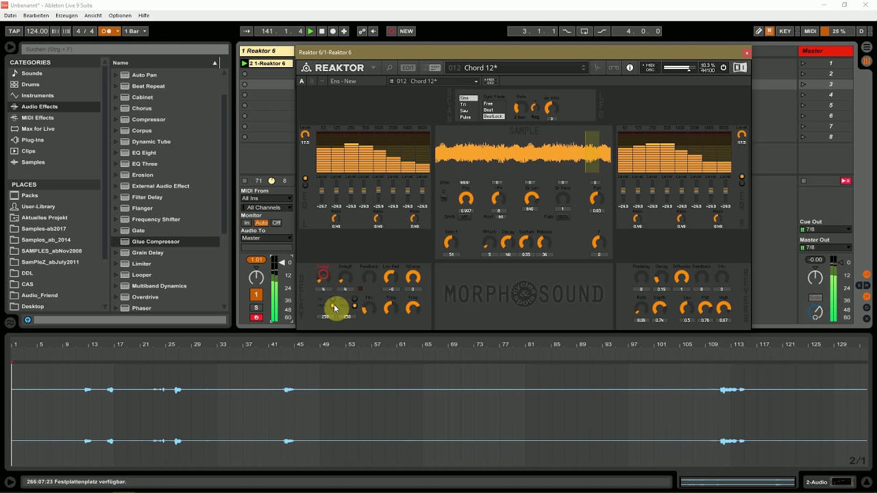 Video related to MorphSound