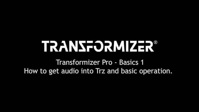 Video related to Transformizer Pro