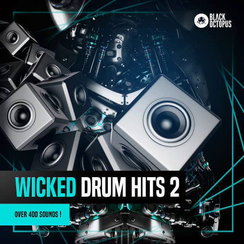 Wicked Drum Hits 2