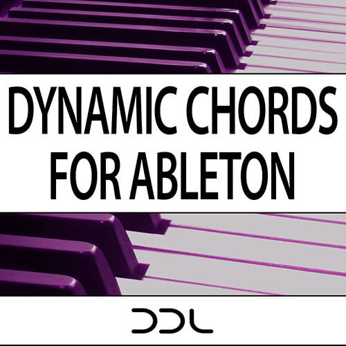 Dynamic Chords For Ableton