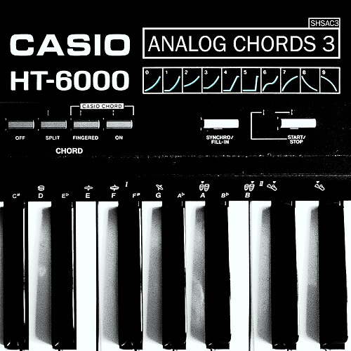 Analog Chords 3 - Casio HT-6000