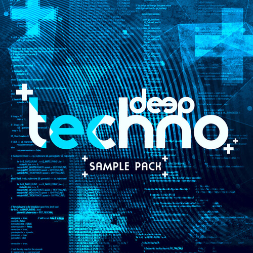 Deep Techno Sample Pack
