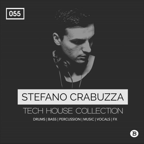 Stefano Crabuzza: Tech House Collection