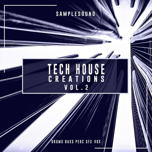 Tech House Creations Volume 2