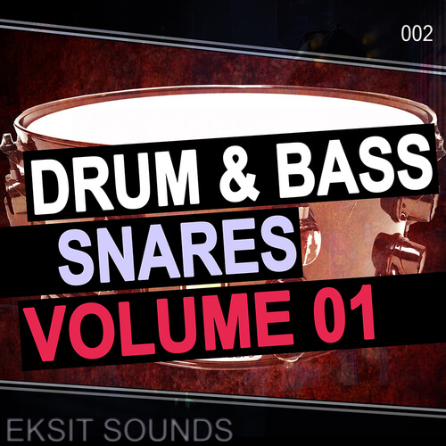 Drum & Bass Snares Volume 1