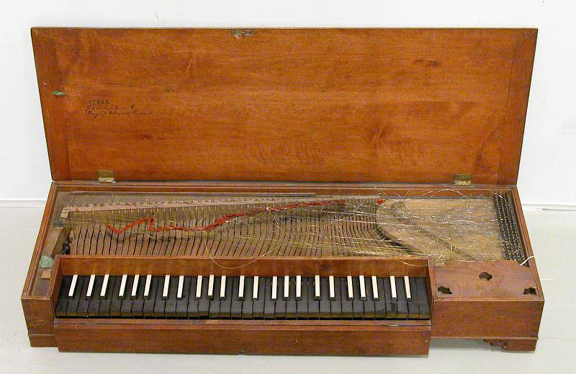 This Website Provides Info On 60,000 Musical Instruments From Across The World