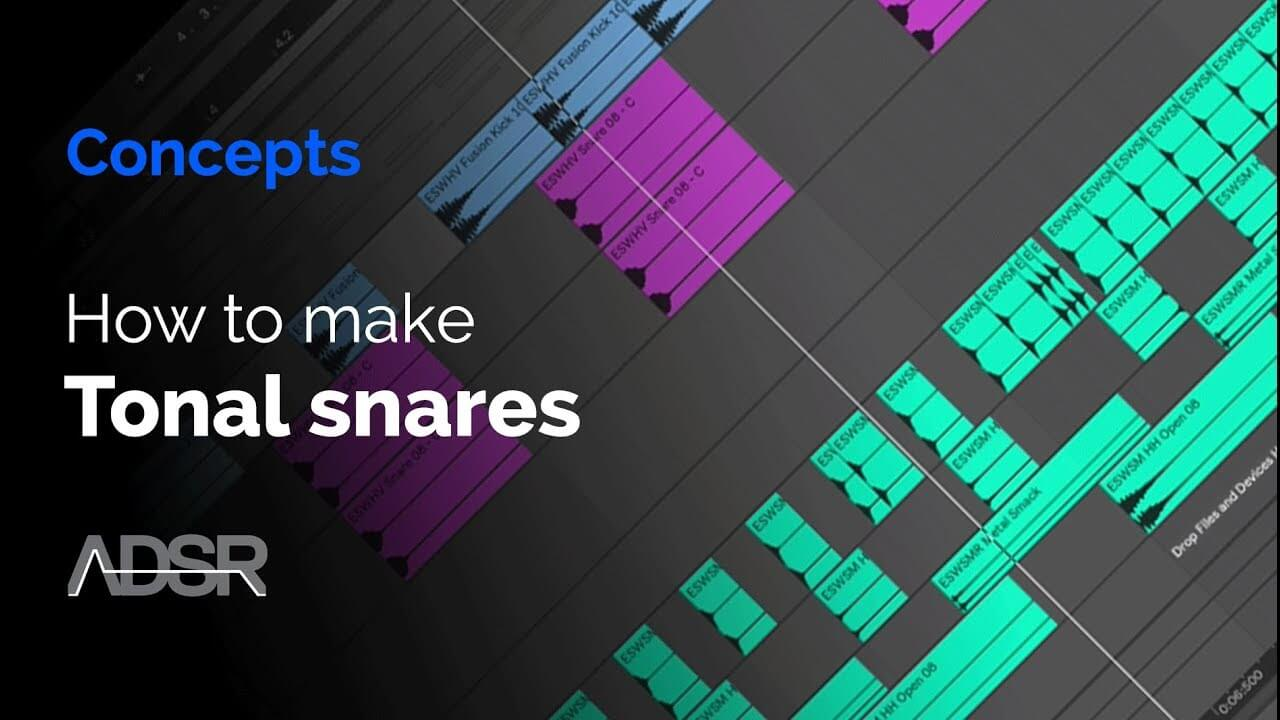 How to make Tonal Snares