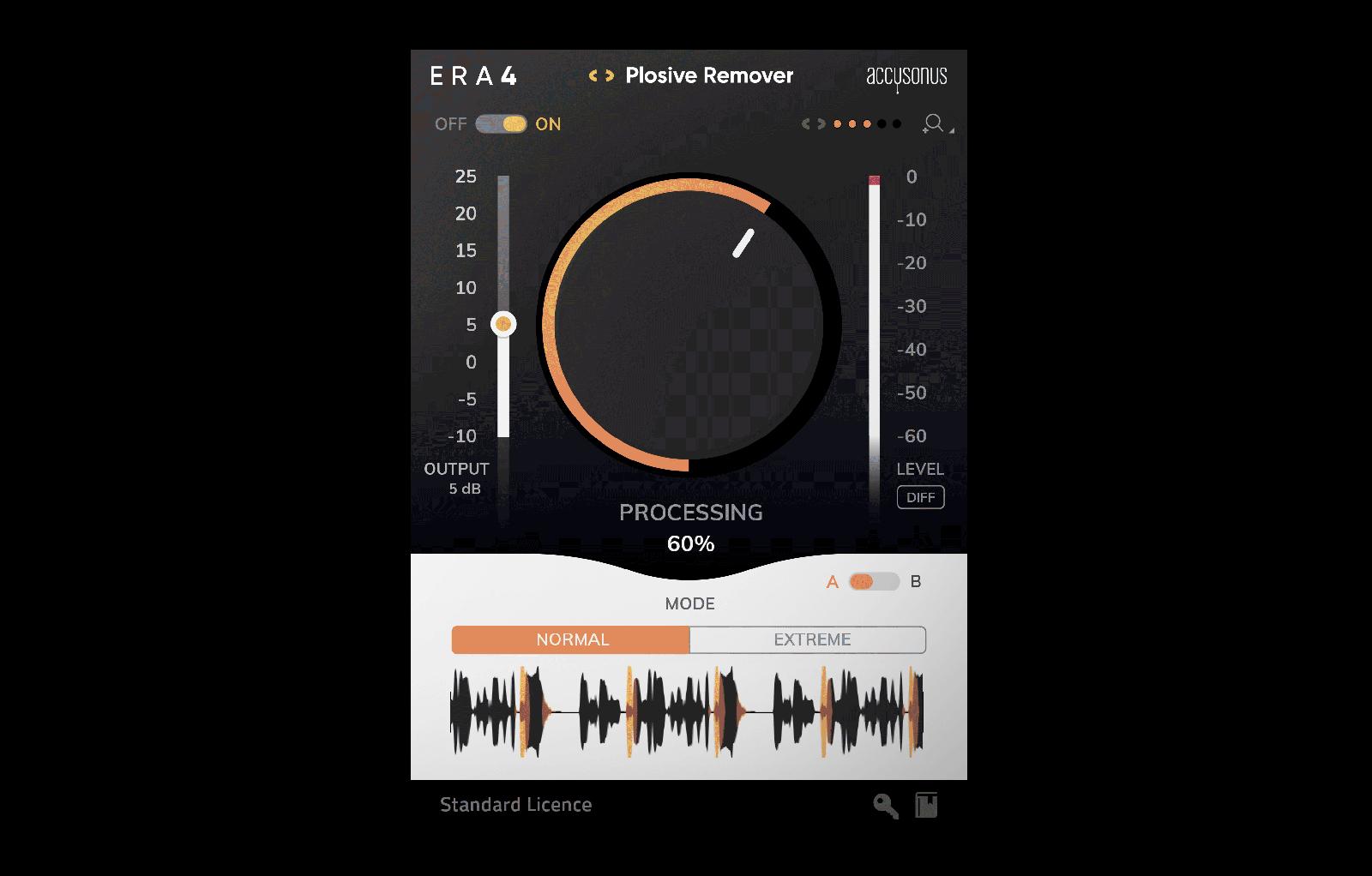 ERA - Plosive Remover