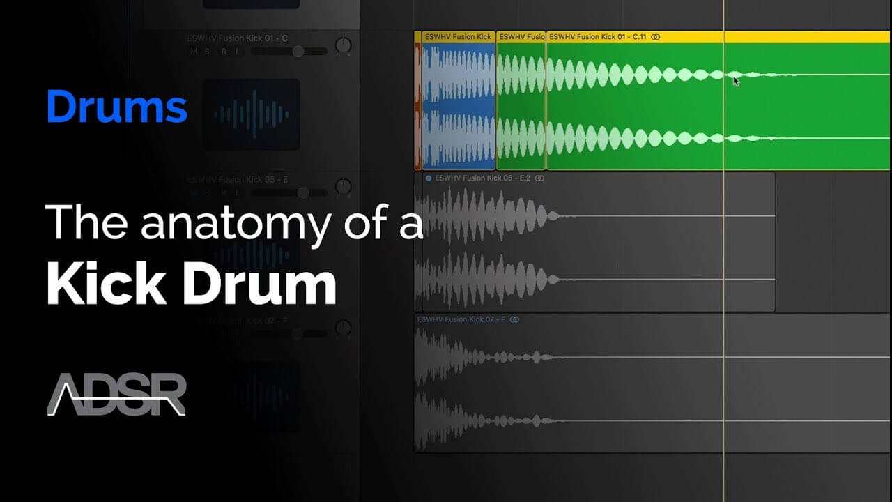 The Anatomy of a Kick Drum