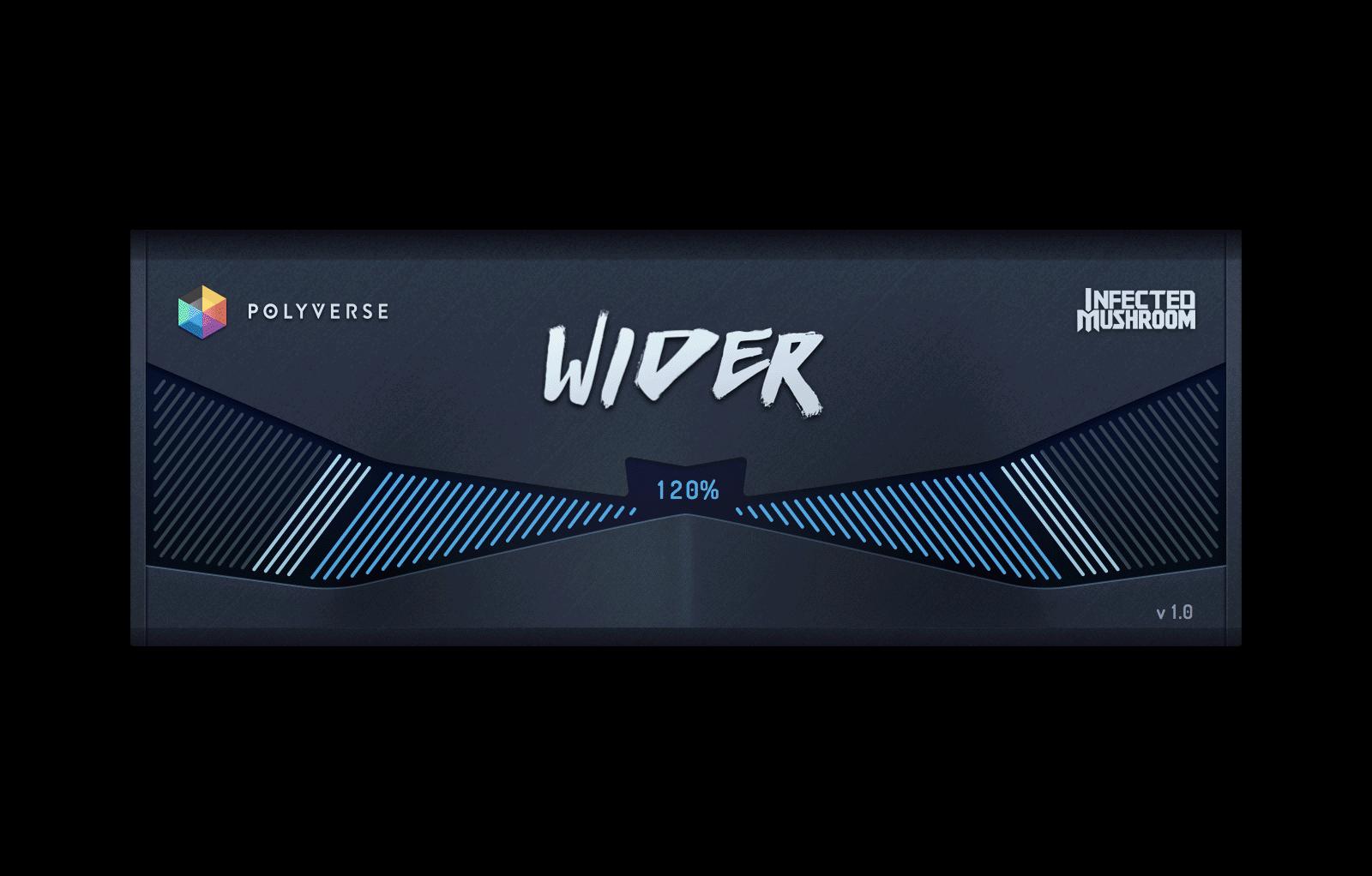 Wider