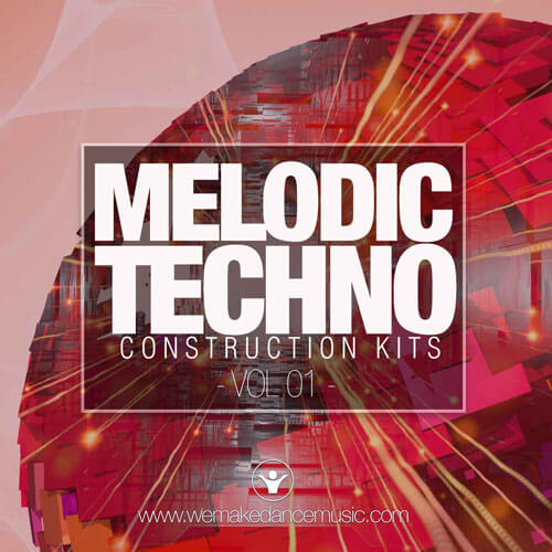 Melodic Techno Construction Kits Vol 01