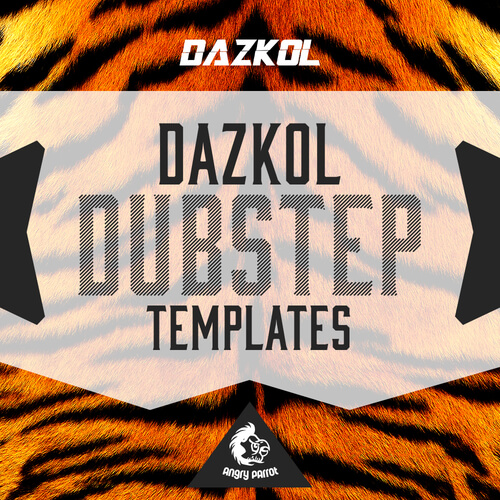 DAZKOL Dubstep Templates