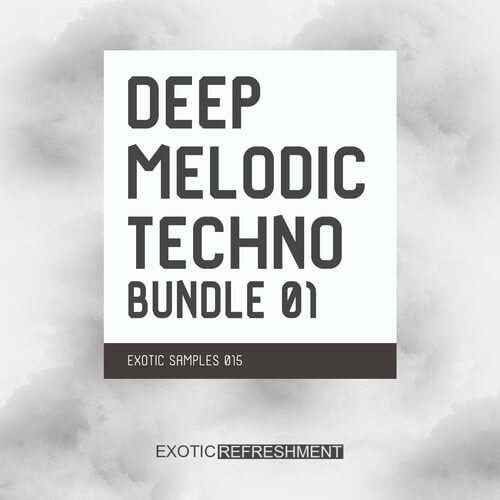 Deep Melodic Techno Bundle 01