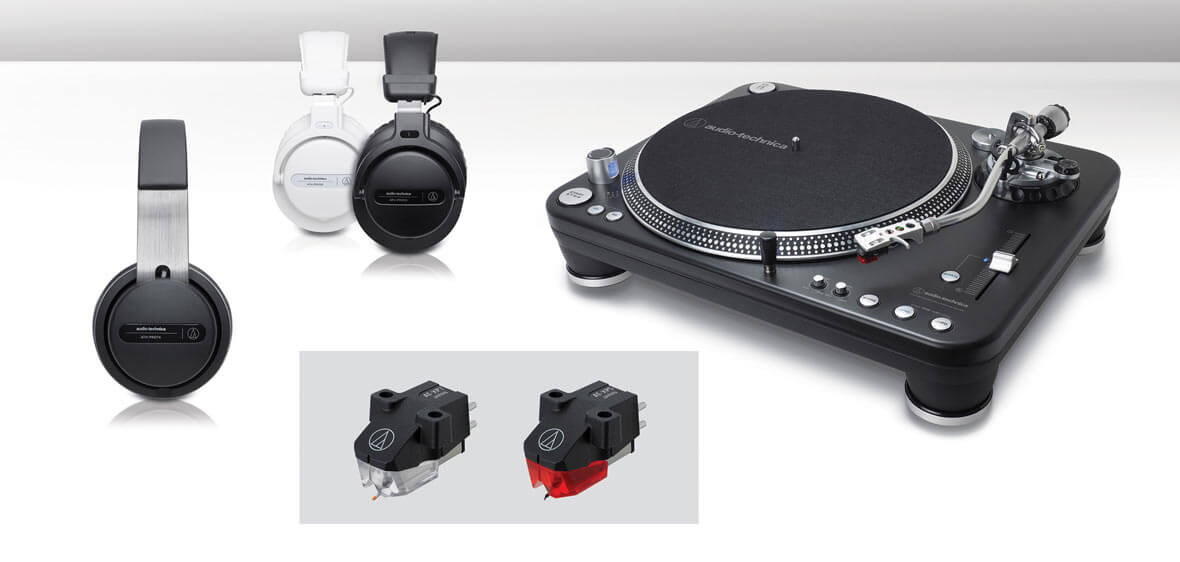 Audio-Technica Expands Line Of DJ Products, New Turntable & More