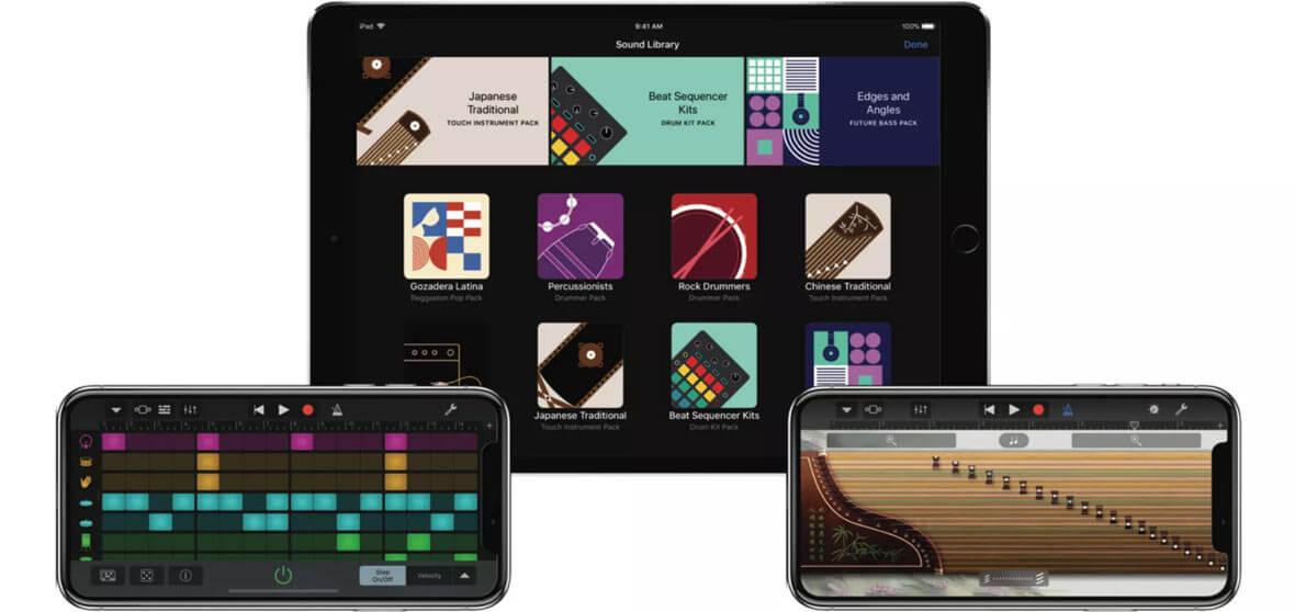 Apple Releases Garageband 10.3 Update