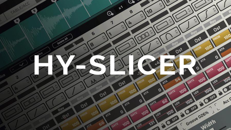 HY-Slicer