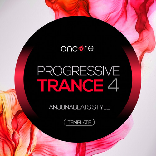 Progressive Trance 2.0 Logic Template Vol.4