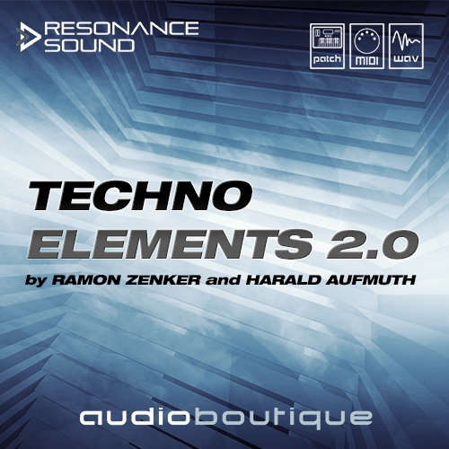 Audio Boutique - Techno Elements 2