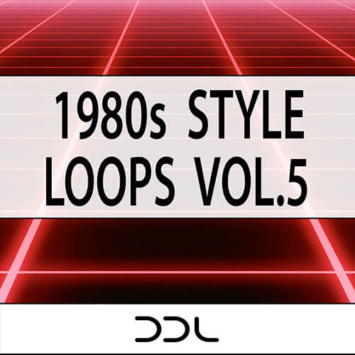 1980s Style Loops Vol.5