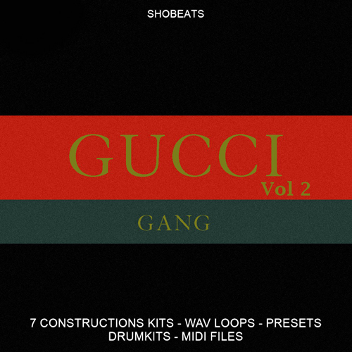GUCCI GANG Vol. 2