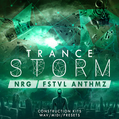 Trance Storm NRG FSTVL Anthmz