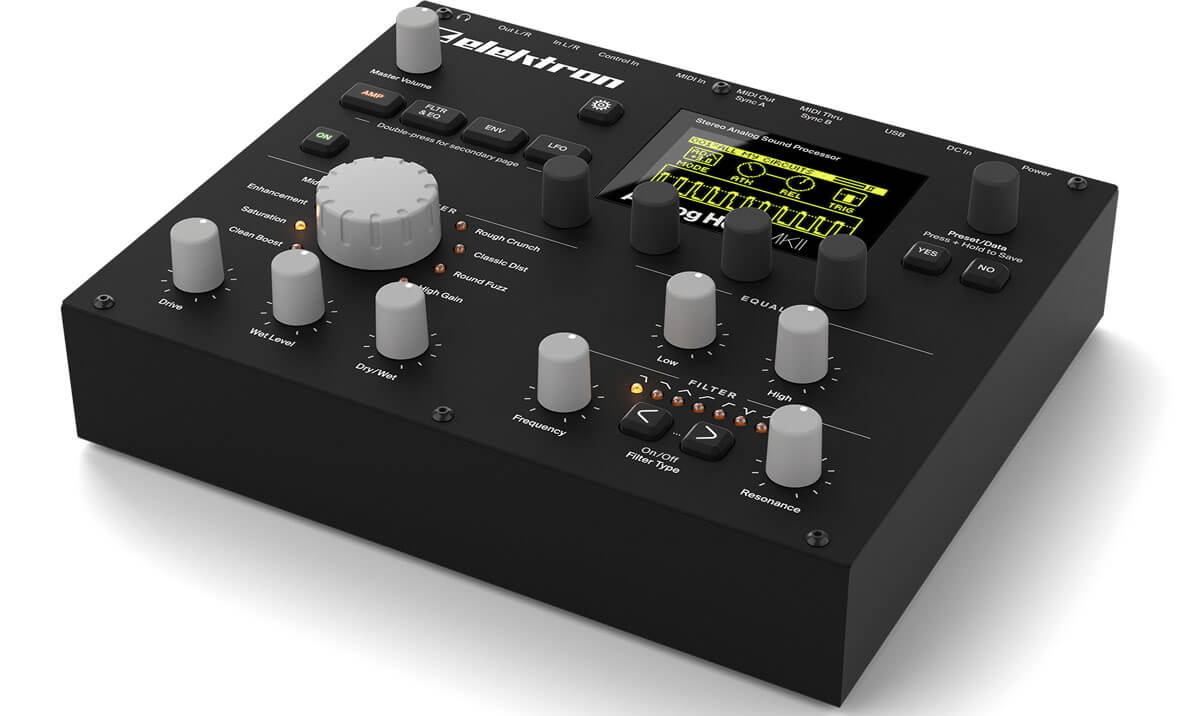 Inside Elektron's New Analog Heat MKII Processor