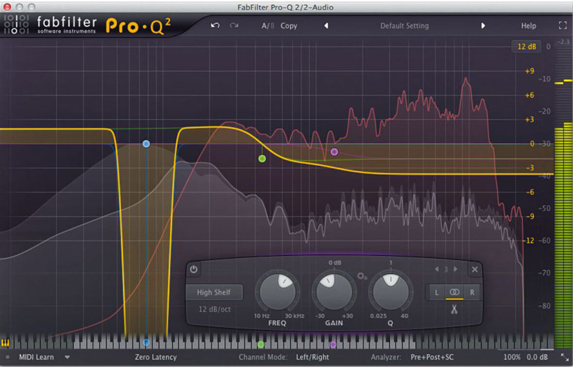 FabFilter Pro-Q2 Is Now Available On iPad