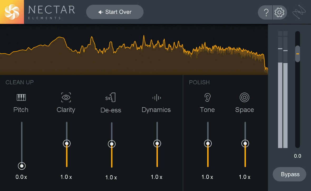 iZotope Releases Nectar Elements, Vocal Processing Tool