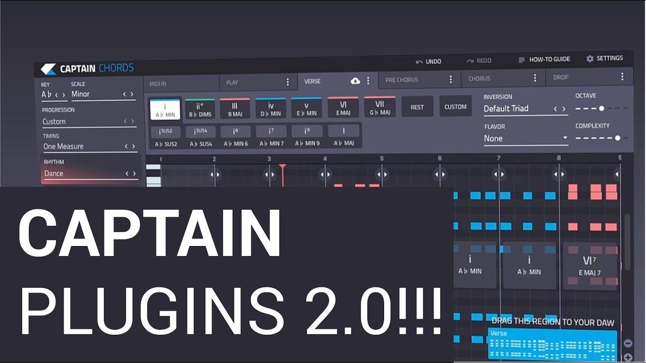 Video related to Captain Plugins