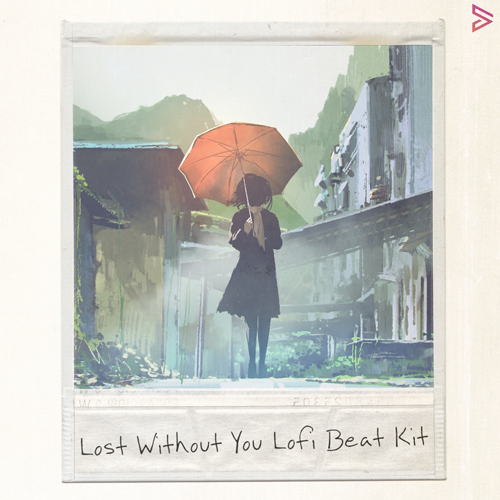 Lost Without You Lofi Beat Kit